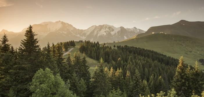 الاسترخاء في أحضان الطبيعة الجبلية الساحرة