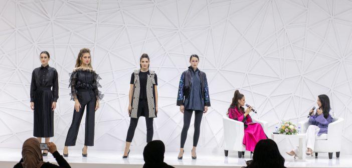 """باقة من المواهب المبدعة في """"معرض هي للأزياء العربية"""""""