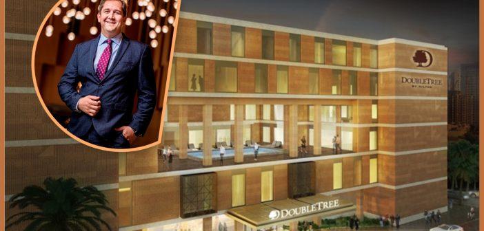 """""""دانيل فان واك"""" مديرعام لفندقين تحت مظلة هيلتون العالمية"""