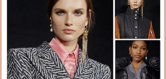 الإطلالة الجمالية مع عرض أزياء Givenchy