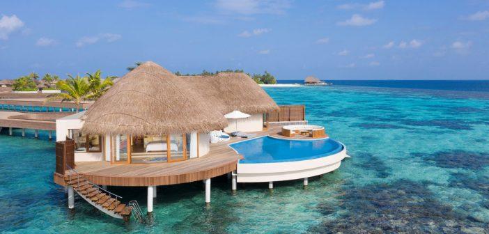 الأمر كله رهن رغبتك: ثلاث بوابات خاصة لكم في المالديف