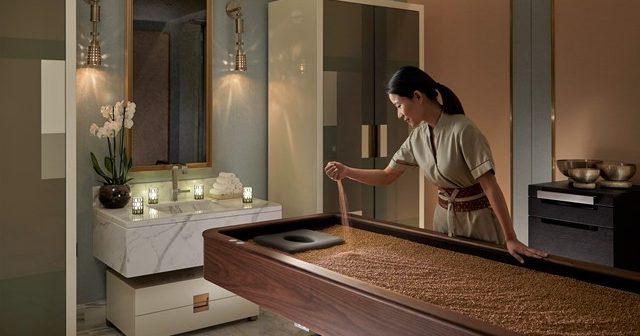 صحة الروح والجسد مع Mandarin Oriental Doha Spa