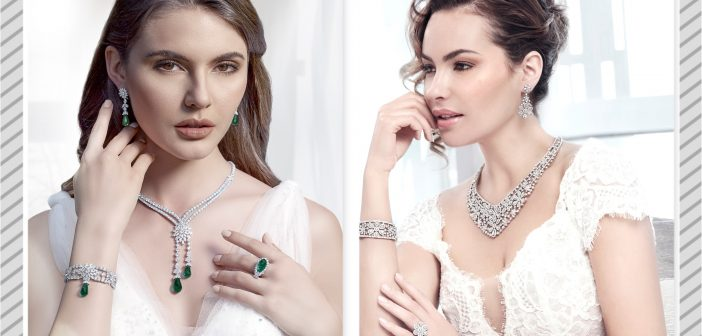 مجوهرات استثنائية تليق بالعروس من Mouawad
