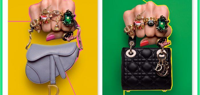 مجموعة الحقائب المصغّرة من Dior