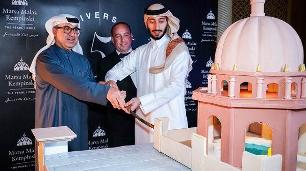 "مرسى ملاذ كمبینسكي یحتفل بـ "" 5″ سنوات على إفتتاحه"
